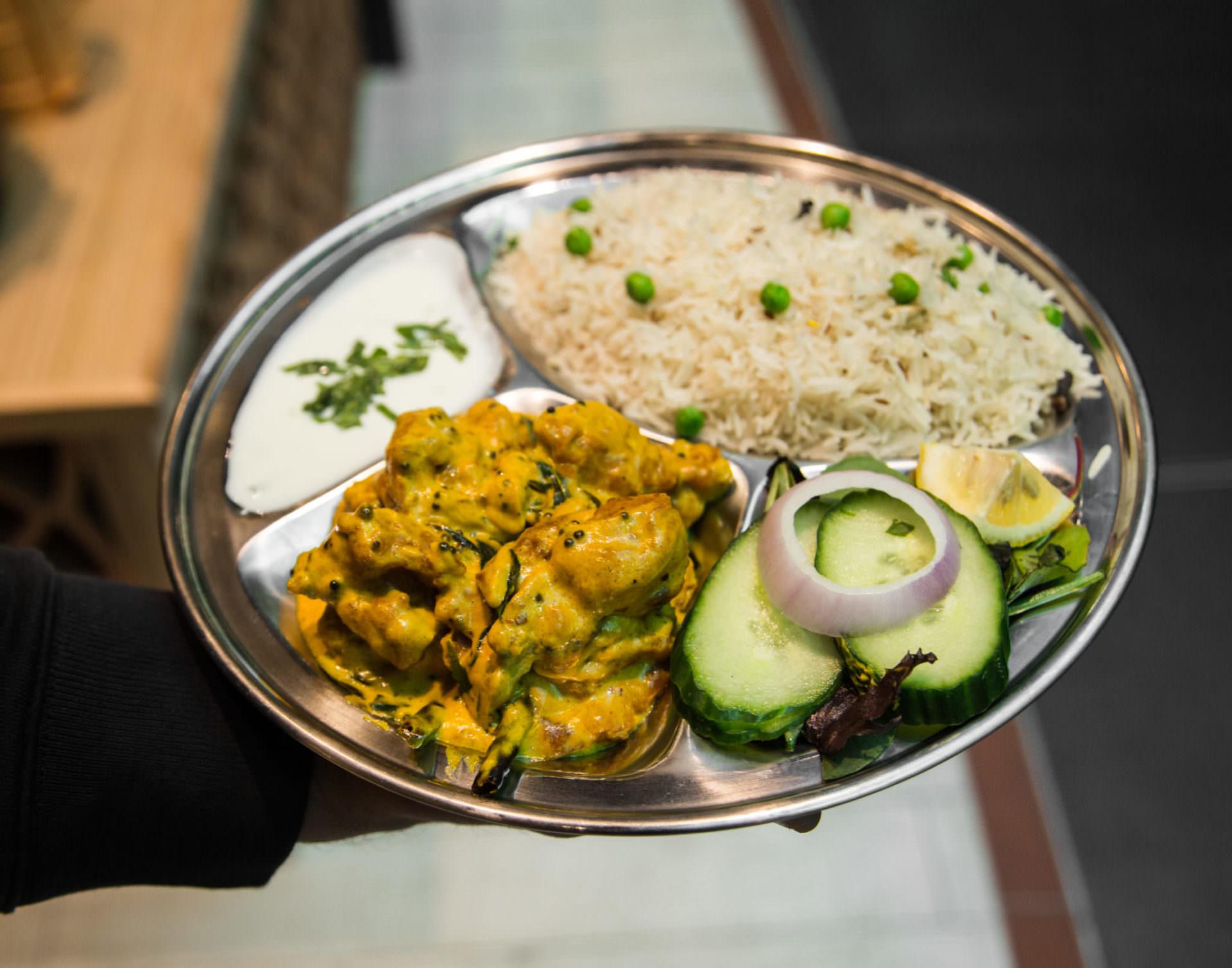 Andaman Curry Fish