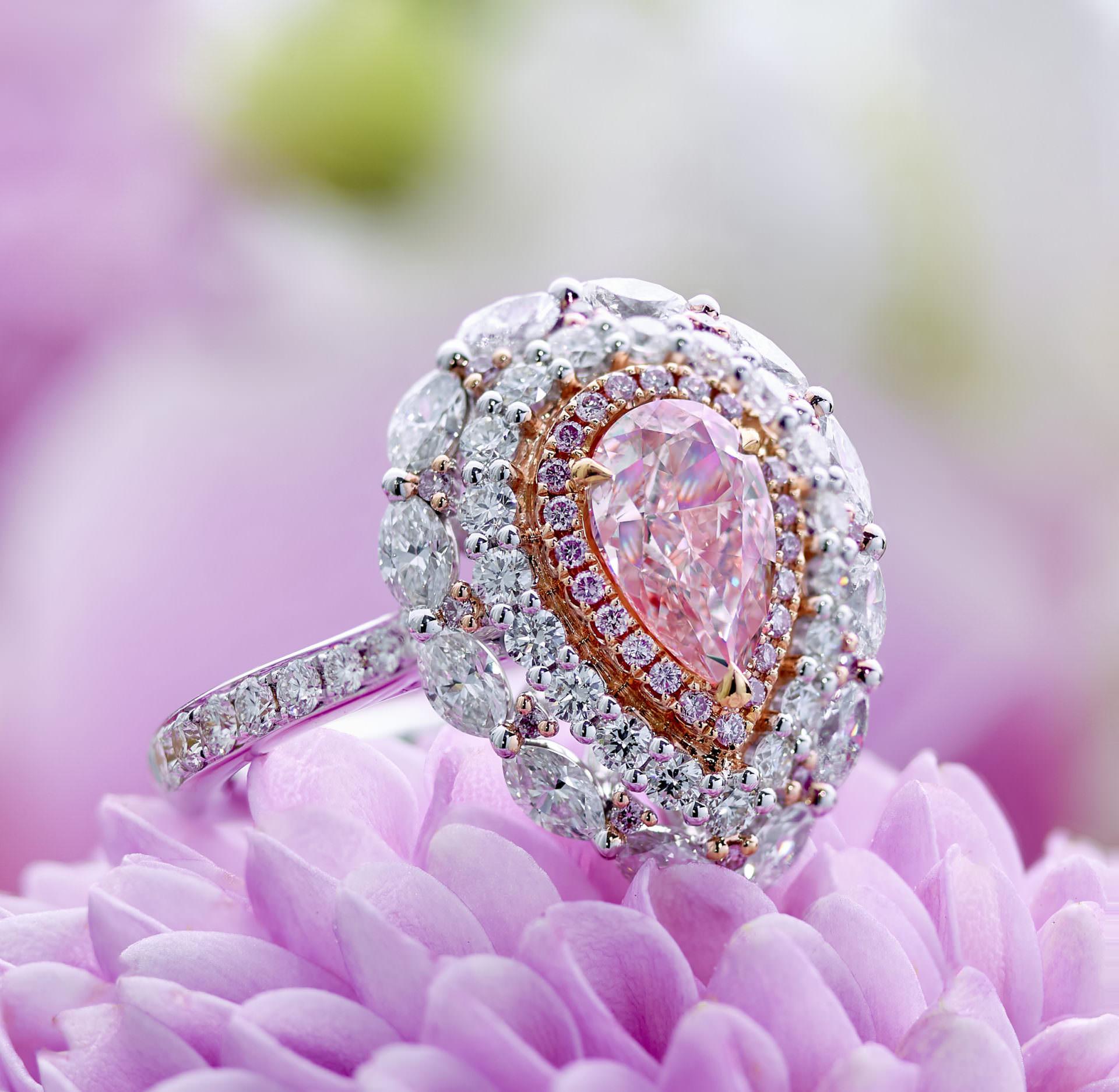 Cerrone Pink Diamond