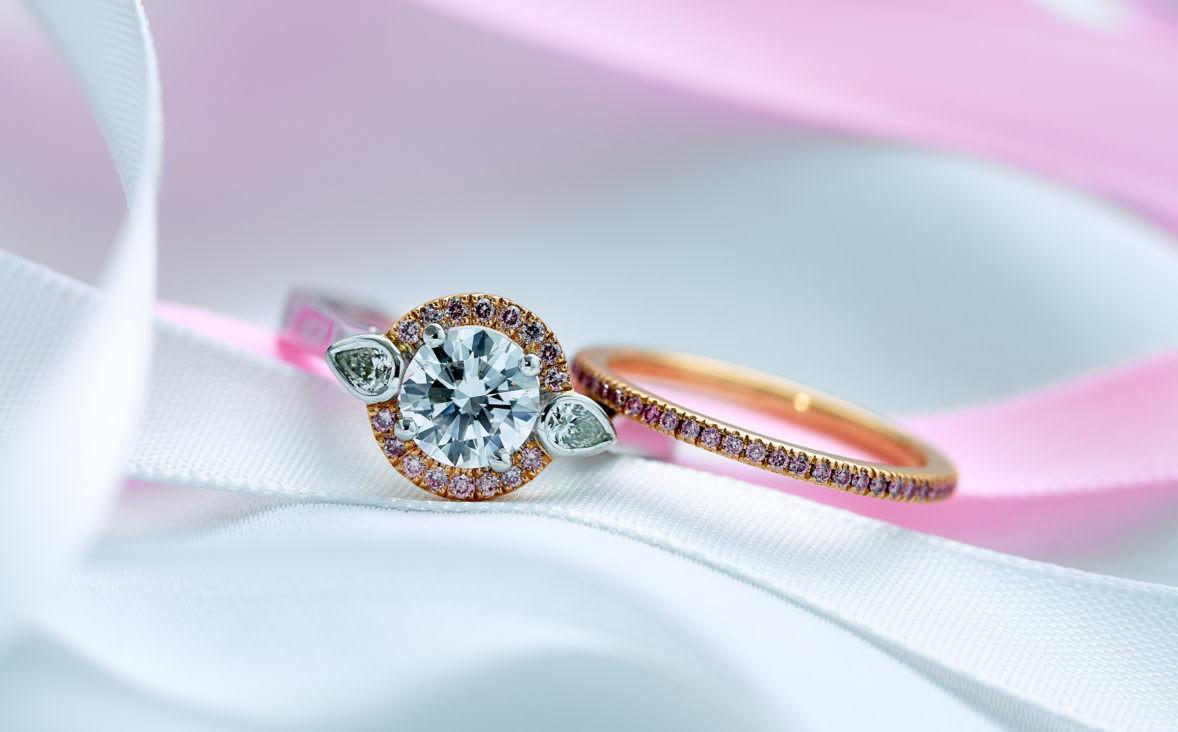 Cerrone Pink Diamonds